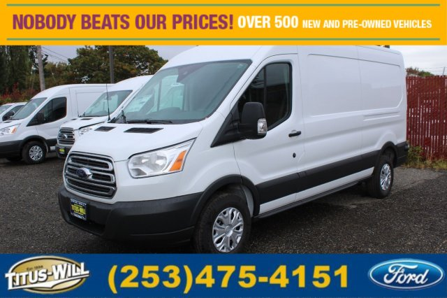 2017 Transit 350 Cargo Van #F71525 - photo 1