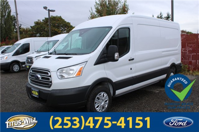 2017 Transit 350, Cargo Van #F71525 - photo 1