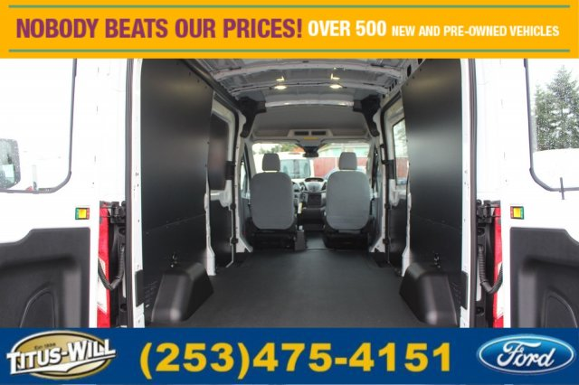 2017 Transit 250 Medium Roof Cargo Van #F71531 - photo 2