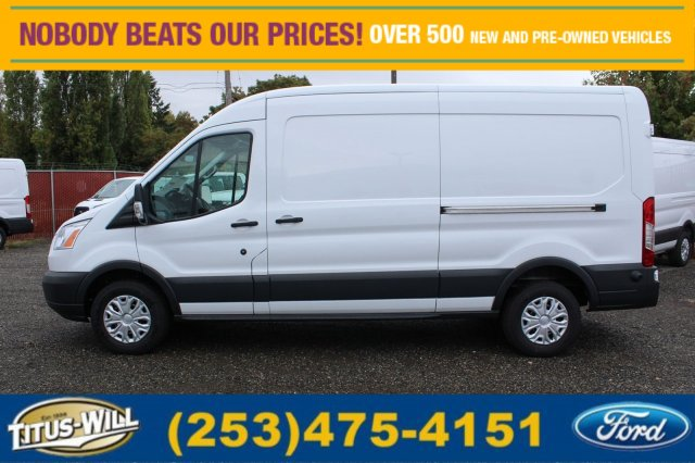 2017 Transit 250 Medium Roof Cargo Van #F71531 - photo 3