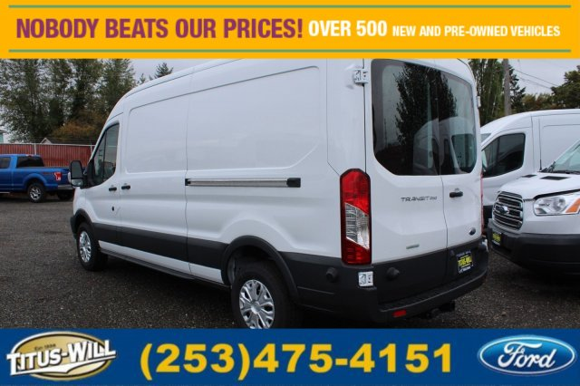 2017 Transit 250 Medium Roof Cargo Van #F71531 - photo 4