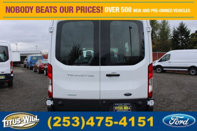 2017 Transit 250 Medium Roof Cargo Van #F71531 - photo 5