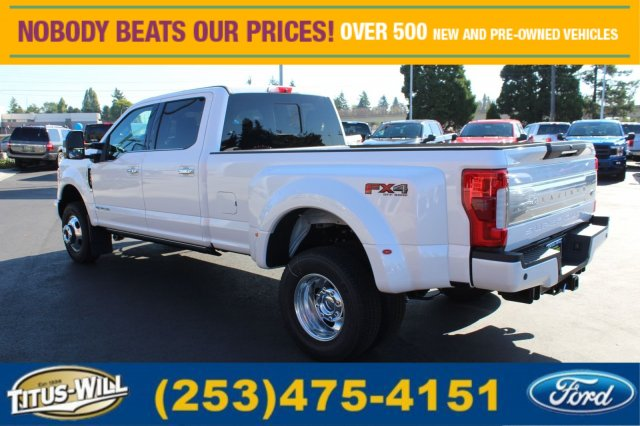 2017 F-350 Crew Cab DRW 4x4 Pickup #F71532 - photo 2
