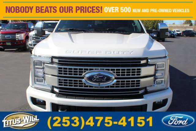 2017 F-350 Crew Cab DRW 4x4 Pickup #F71532 - photo 5