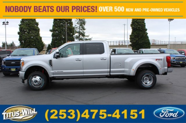 2017 F-350 Crew Cab DRW 4x4 Pickup #F71533 - photo 3