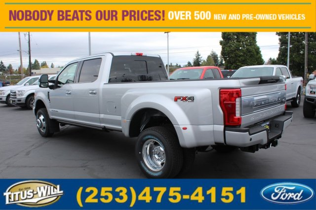 2017 F-350 Crew Cab DRW 4x4 Pickup #F71533 - photo 2