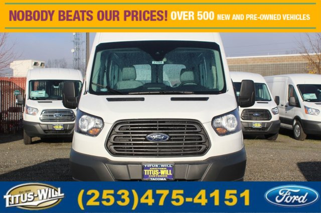 2017 Transit 250 High Roof Cargo Van #F71550 - photo 7