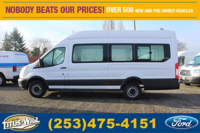 2017 Transit 250 High Roof Cargo Van #F71550 - photo 4