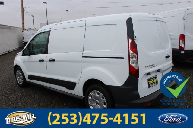 2017 Transit Connect, Cargo Van #F71557 - photo 2