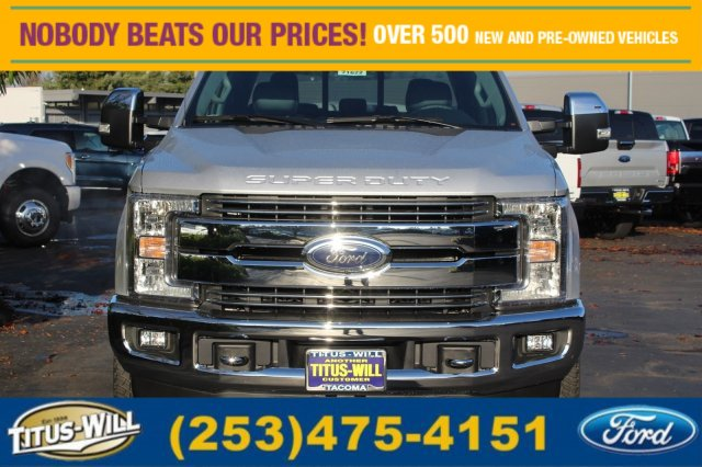 2017 F-350 Crew Cab 4x4 Pickup #F71622 - photo 5