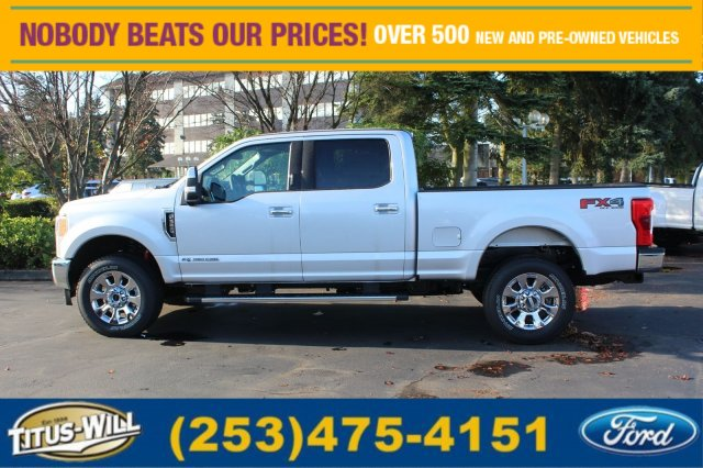 2017 F-350 Crew Cab 4x4 Pickup #F71622 - photo 3