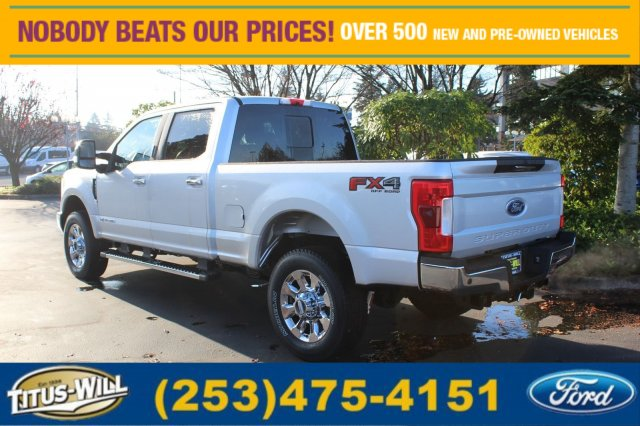 2017 F-350 Crew Cab 4x4 Pickup #F71622 - photo 2