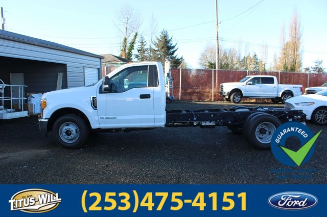 2017 F-350 Regular Cab DRW, Cab Chassis #F71642 - photo 3