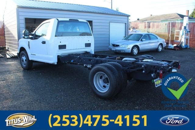 2017 F-350 Regular Cab DRW, Cab Chassis #F71642 - photo 2
