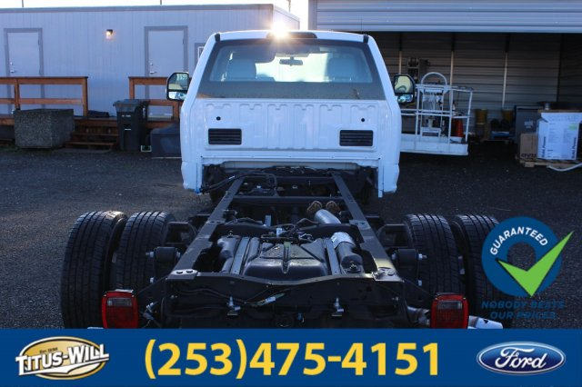 2017 F-350 Regular Cab DRW, Cab Chassis #F71642 - photo 4