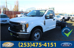 2017 F-350 Regular Cab DRW, Cab Chassis #F71642 - photo 1