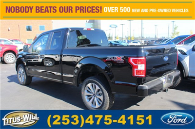 2018 F-150 Super Cab 4x4 Pickup #F80020 - photo 2
