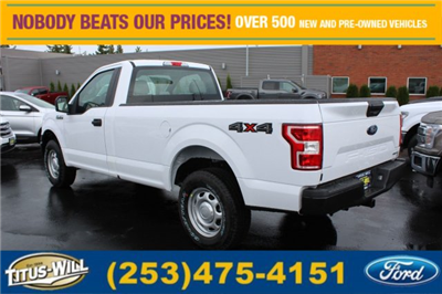 2018 F-150 Regular Cab 4x4 Pickup #F80040 - photo 2