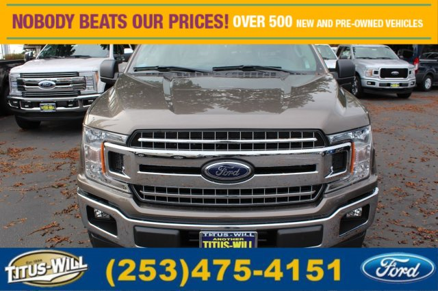 2018 F-150 Crew Cab 4x4 Pickup #F80061 - photo 5