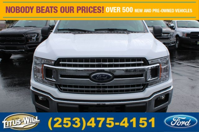 2018 F-150 Crew Cab 4x4 Pickup #F80072 - photo 5