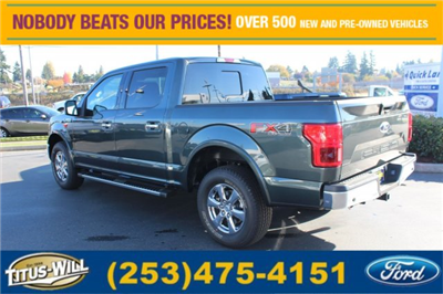 2018 F-150 Crew Cab 4x4 Pickup #F80084 - photo 2
