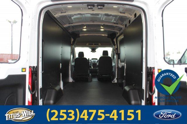2018 Transit 350 Med Roof 4x2,  Empty Cargo Van #F80094 - photo 2