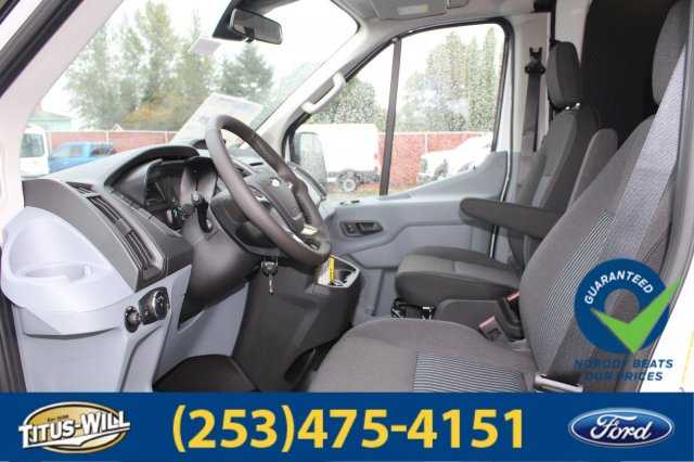 2018 Transit 350 Med Roof 4x2,  Empty Cargo Van #F80094 - photo 8
