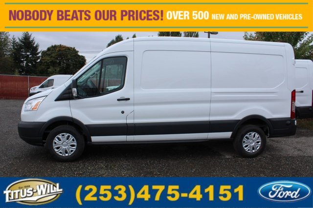 2018 Transit 350 Cargo Van #F80094 - photo 3