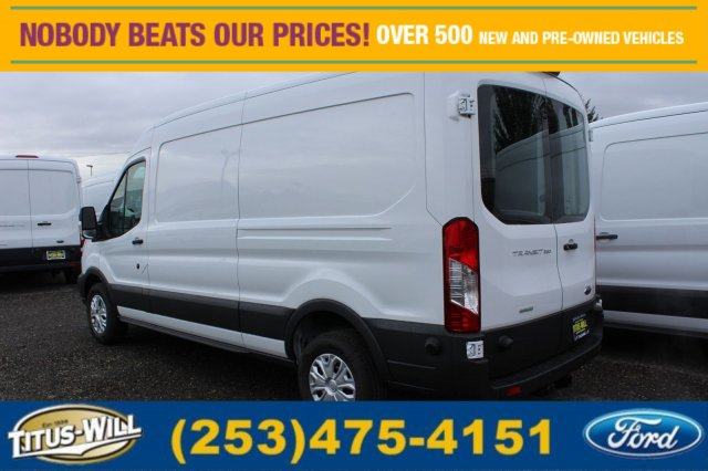 2018 Transit 350 Cargo Van #F80094 - photo 4