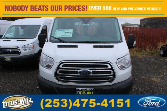 2018 Transit 350 Cargo Van #F80094 - photo 6