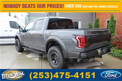 2018 F-150 Crew Cab 4x4 Pickup #F80110 - photo 2