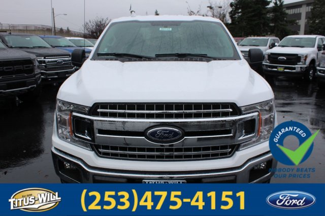 2018 F-150 SuperCrew Cab 4x4,  Pickup #F80120 - photo 5