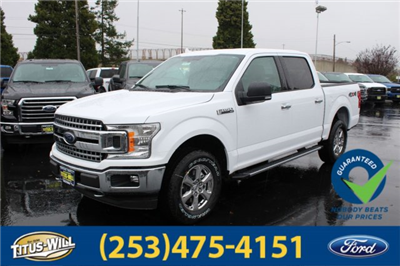 2018 F-150 SuperCrew Cab 4x4,  Pickup #F80120 - photo 1