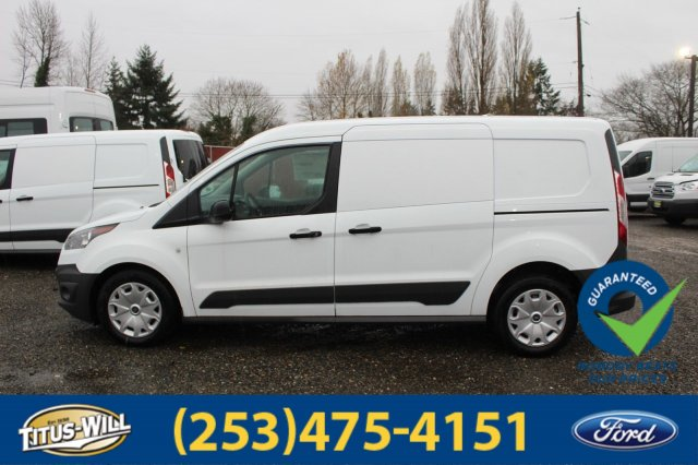 2018 Transit Connect, Cargo Van #F80136 - photo 3