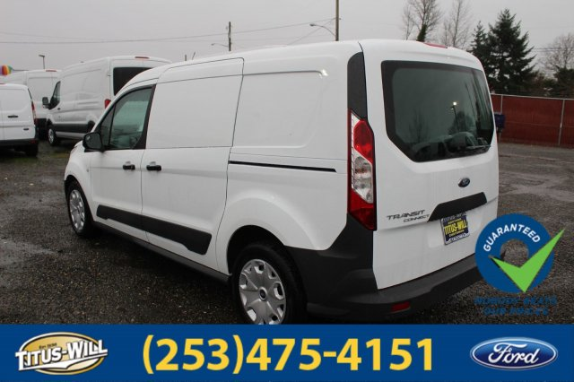 2018 Transit Connect, Cargo Van #F80136 - photo 2