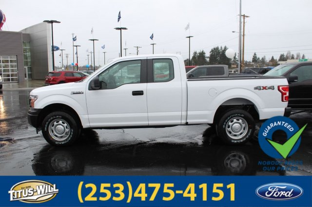 2018 F-150 Super Cab 4x4, Pickup #F80157 - photo 3