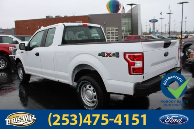 2018 F-150 Super Cab 4x4, Pickup #F80157 - photo 2