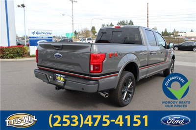 2018 F-150 SuperCrew Cab 4x4,  Pickup #F80167 - photo 5