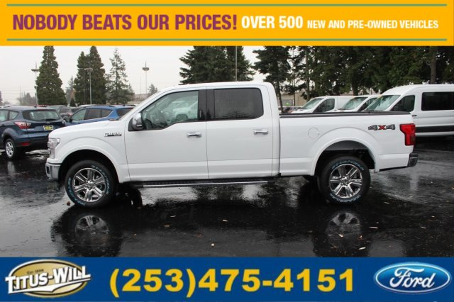 2018 F-150 Crew Cab 4x4 Pickup #F80168 - photo 3