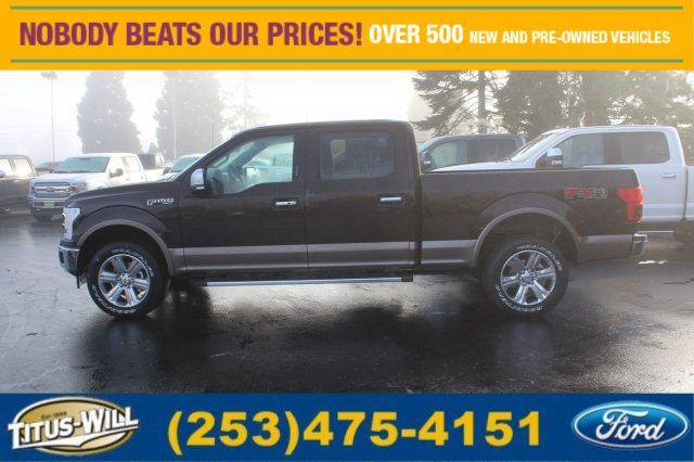 2018 F-150 Crew Cab 4x4 Pickup #F80198 - photo 3