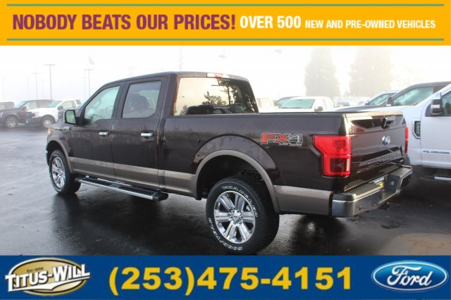 2018 F-150 Crew Cab 4x4 Pickup #F80198 - photo 2