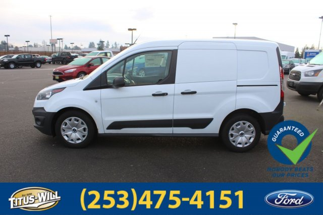 2018 Transit Connect, Cargo Van #F80223 - photo 3
