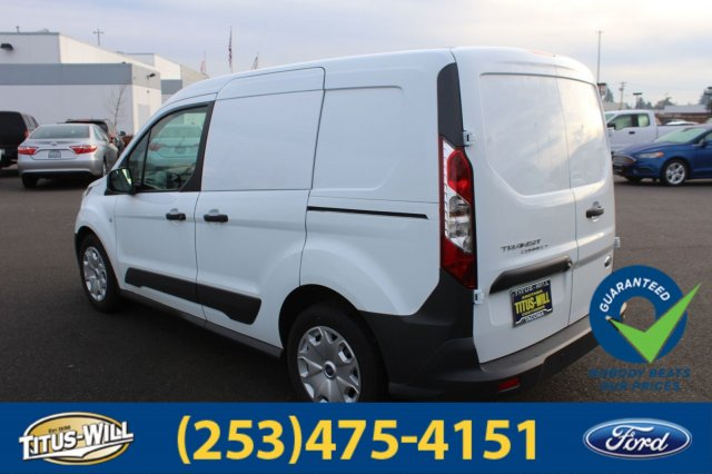 2018 Transit Connect, Cargo Van #F80223 - photo 2