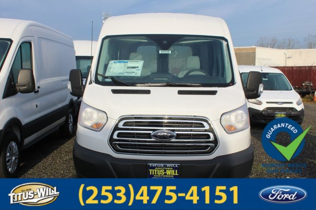 2018 Transit 250 Med Roof 4x2,  Empty Cargo Van #F80256 - photo 6
