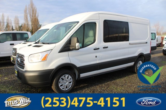 2018 Transit 250, Cargo Van #F80256 - photo 1