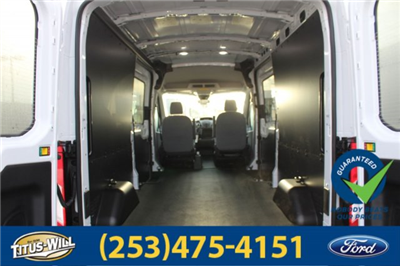 2018 Transit 250 Med Roof 4x2,  Empty Cargo Van #F80256 - photo 2