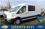2018 Transit 250 Med Roof 4x2,  Empty Cargo Van #F80256 - photo 1