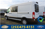 2018 Transit 250 Med Roof 4x2,  Empty Cargo Van #F80256 - photo 4