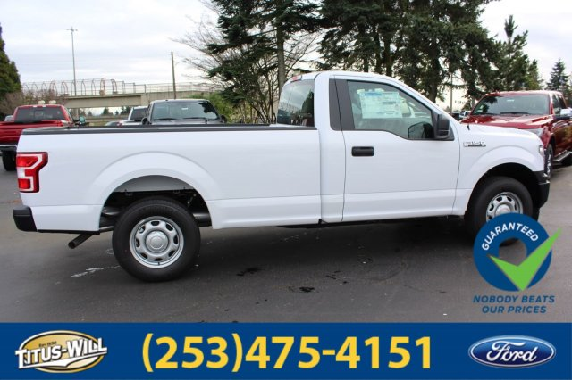 2018 F-150 Regular Cab, Pickup #F80306 - photo 4