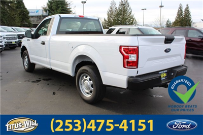 2018 F-150 Regular Cab, Pickup #F80306 - photo 2